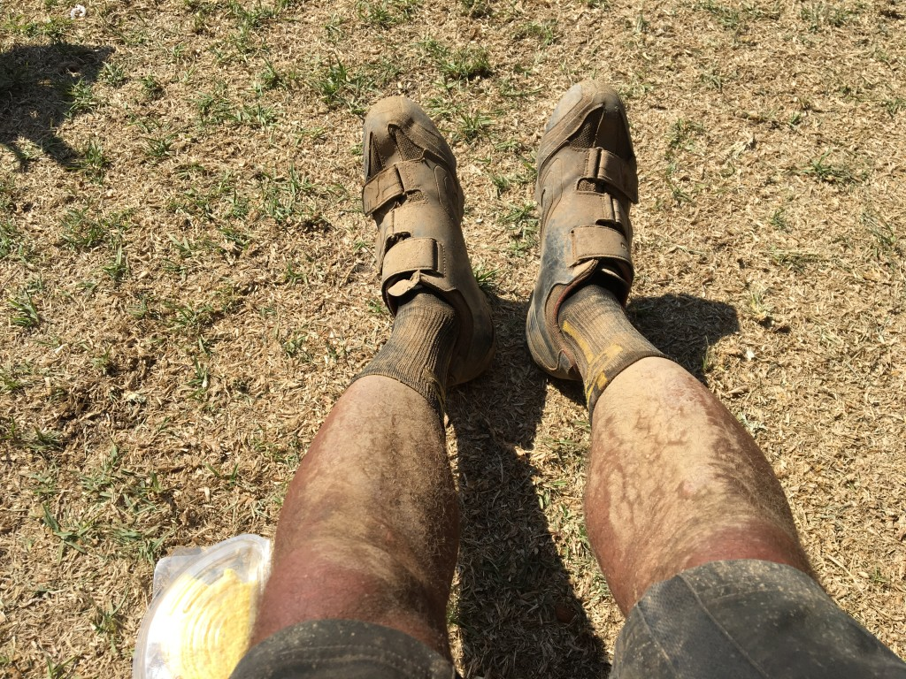 It was all rather dusty.